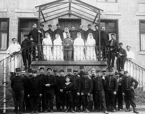 HAUTE-VIENNE - Hôpitaux militaires (1914-1918)