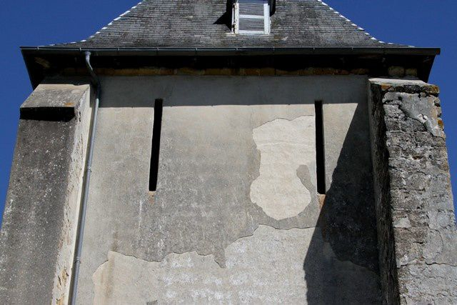 Diaporama église fortifiée de Taller