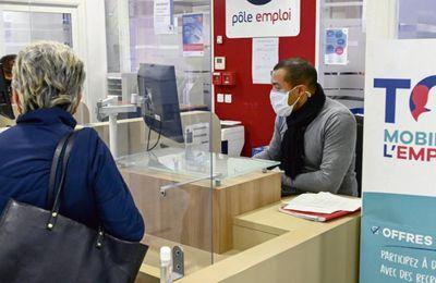 Chômage: alloc en baisse pour 840 000 entrants (Unedic) ?