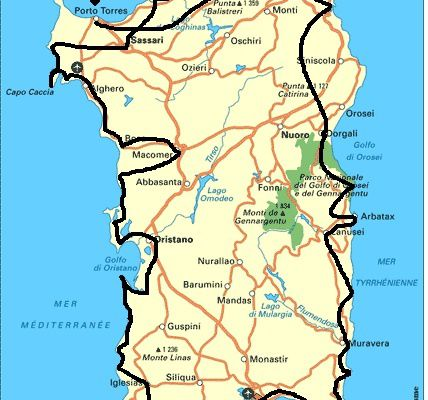 Voyage en Sardaigne - 1