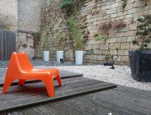 Aménagement de patio à Vannes