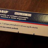 Vaccin anti-grippal Bleu Blanc Rouge - Doc de Haguenau