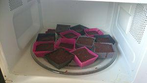 Goûter Express : Des Gâteaux au chocolat en moins de 5 minutes au micro ondes