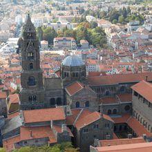Cathédrale et Cloître du Puy-En-Velay (43000)