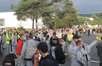 Renault-Cléon, une troisième semaine de mobilisation massive contre le plan de casse du groupe