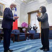 """Le sénateur français Richard qualifie Taïwan de """"pays"""", au risque d'irriter Pékin"""