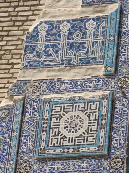 Album - Ouzbekistan---Chakhrizabz