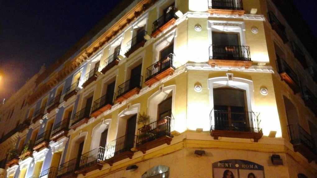 Dernière étape espagnole : Saragosse