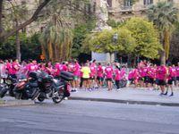 Run 5.30 This is my City Palermo (2^ ed.). Una grande festa per oltre 500 runner tutti in maglia magenta