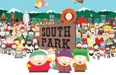 Partage confiné - South Park