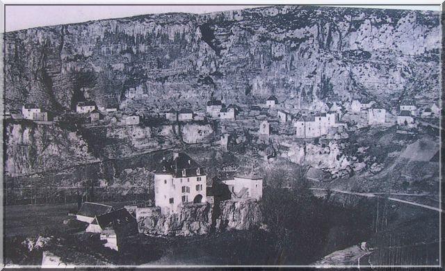 Diaporama vieux village de Sauliac sur Célé