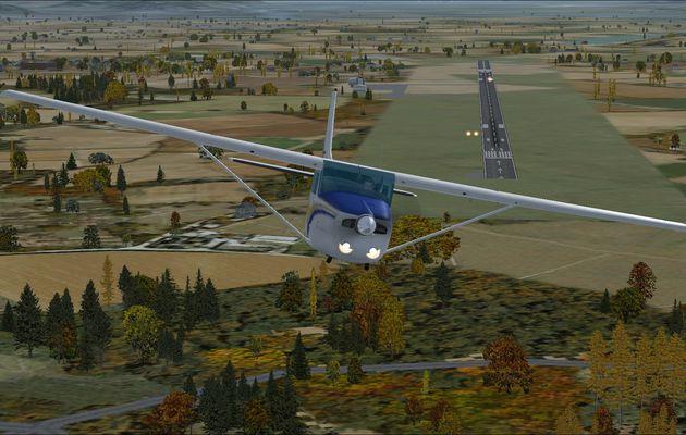 Visites Aérodromes 1, étape 4...