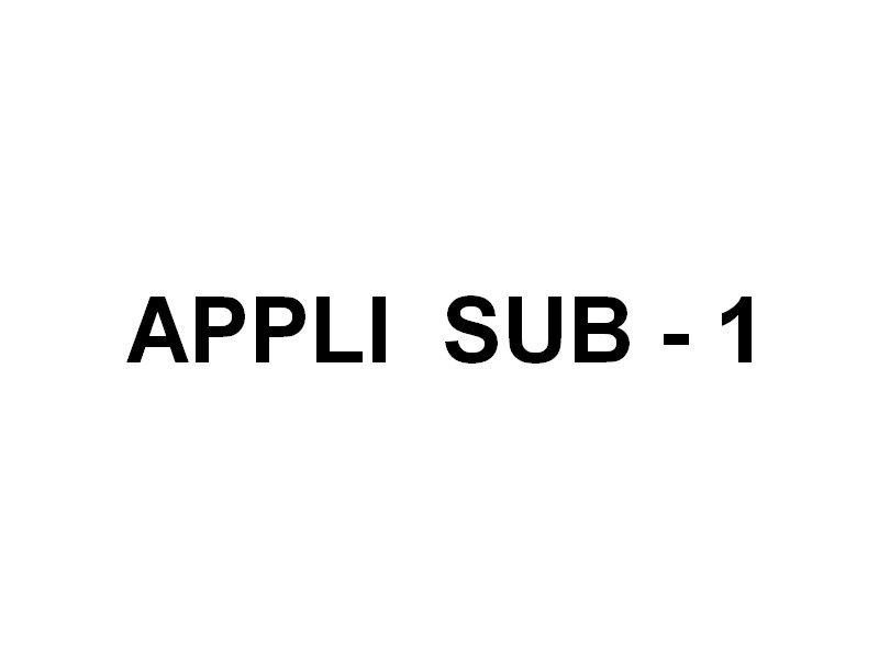 APPLI SUB 1 , navire de traveaux portuaires  en vielle darse de toulon le 28 septembre 2016