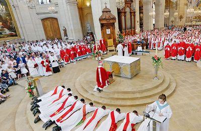 Ordination sacerdotale - dimanche 27 juin