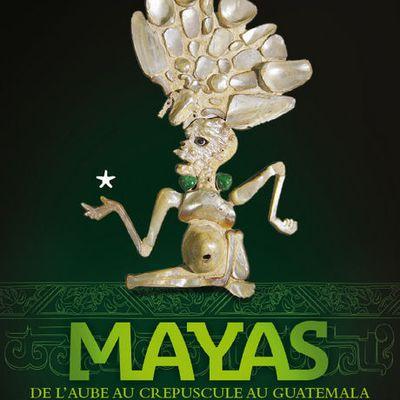 Exposition sur la civilisation Maya - quai Branly