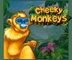 machine a sous en ligne Cheeky Monkeys logiciel Booming Games