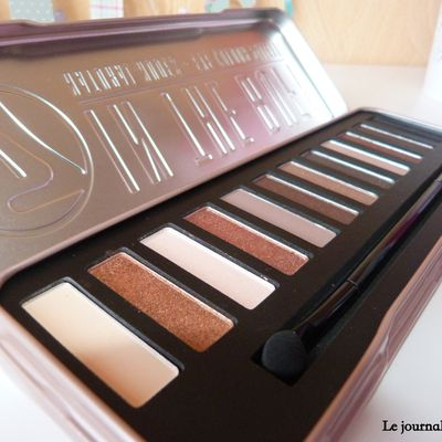"""In the Bluff"" ou le dupe de la Naked 3 pour 9€ seulement !"