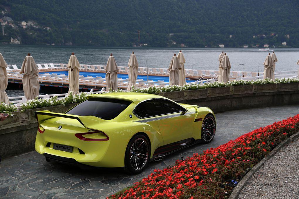 "VOITURES DE LEGENDE (526) : BMW  3.0 CSL ""HOMMAGE"" - 2015"