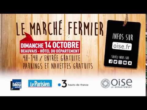 [Sortir] Beauvais (Oise) : un marché fermier à ne surtout pas rater, dimanche 14 octobre