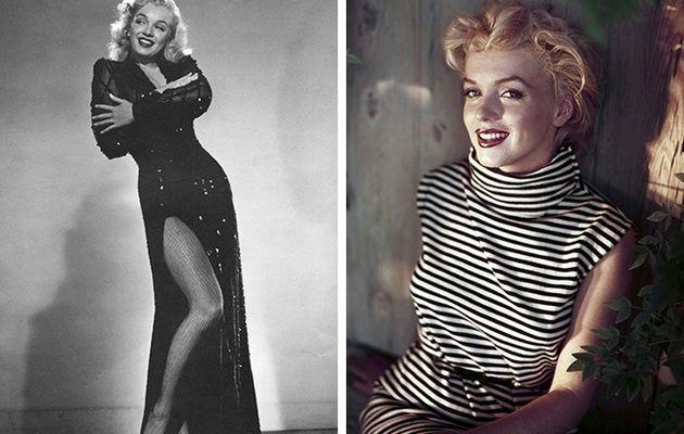 Las mejores reglas de un look de Marilyn Monroe