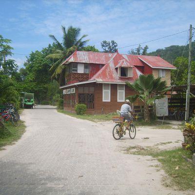 Seychelles - case créole