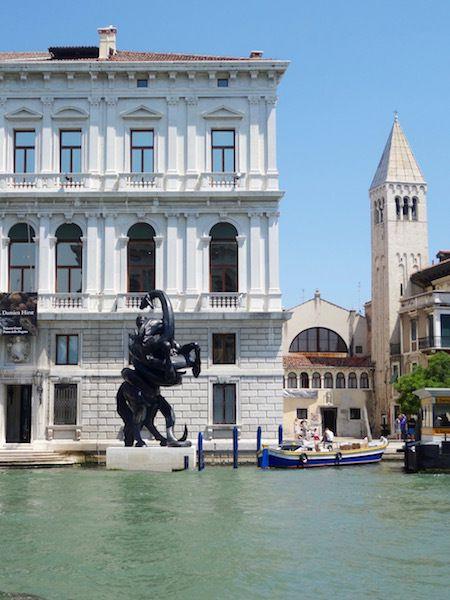 Damien HIRST à Venise par H-HC