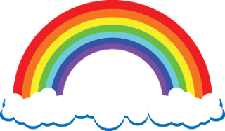 Rainbow Spines Book Tag
