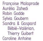 Les 8 artistes qui sont exposé·e·s au Musée des Beaux Arts de Nancy