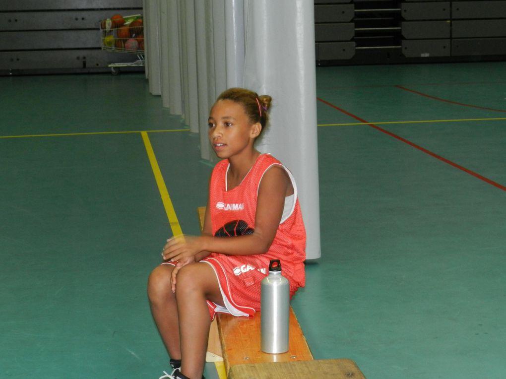 Album - 2F Camps Basket - Quatrieme jour