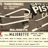 PUBLICITE MAJORETTE - car-collector