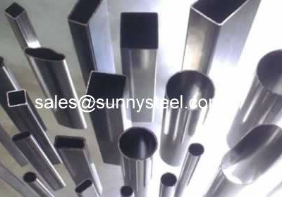 Special Welded Tubes
