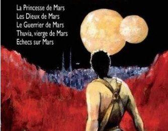 La princesse de Mars / A princess of Mars (1912) E.R. Burroughs