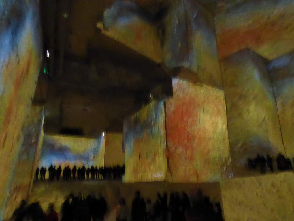 L'Art et la Manière avec les Baux de Provence et la Cathédrale d'Images