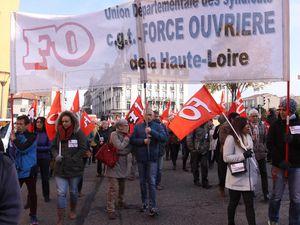 16 novembre : toujours pour le retrait des Ordonnances Macron