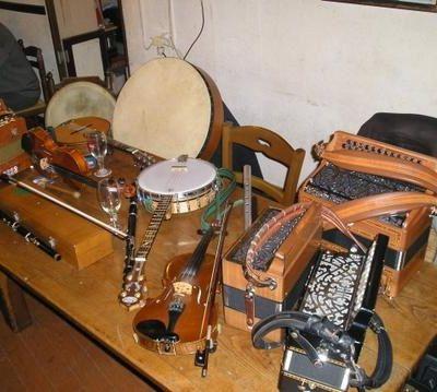 L'association des Rencontres Musicales Irlandaises