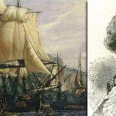 6 avril 1768. Bougainville est accueilli à Tahiti par une nuée de femmes nues. Partouze générale !