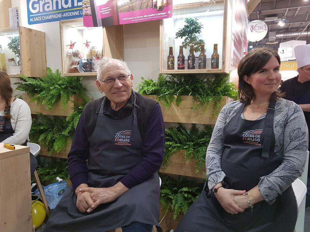 Journée Meuse au Salon de l'Agriculture 2019