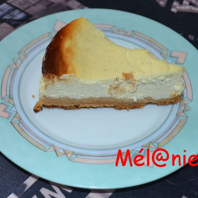 cheese cake aux petits beurre