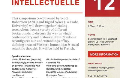 Nouvelle-Calédonie et l'imagination intellectuelle