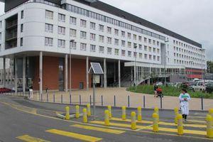 Le personnel de l'hôpital cardiologique était en grève ce mercredi