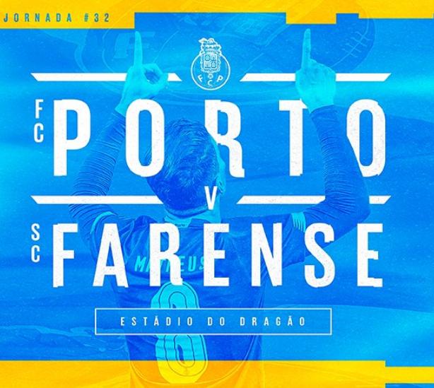 FC Porto / Farense : Sur quelle chaîne suivre la rencontre ce lundi ?