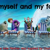 Me, myself and my family partagé par Miss Plédran sur Genially