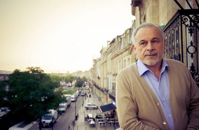 Francis Perrin tourne deux nouveaux épisodes de Mongeville.