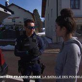 Grand format : mais pourquoi des Suisses viennent-ils jeter leurs déchets en France - Le journal de 20h | TF1