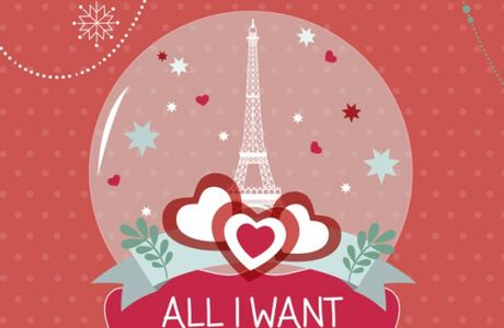 All I want for christmas - Emily Blaine