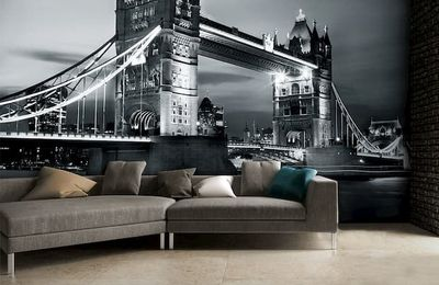 Décor Ideas: Refresh Your Living Space with Wallpaper Murals
