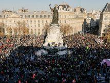 Article 24. Macron lâche du lest pour sauver sa loi : amplifions la mobilisation pour le retrait TOTAL !