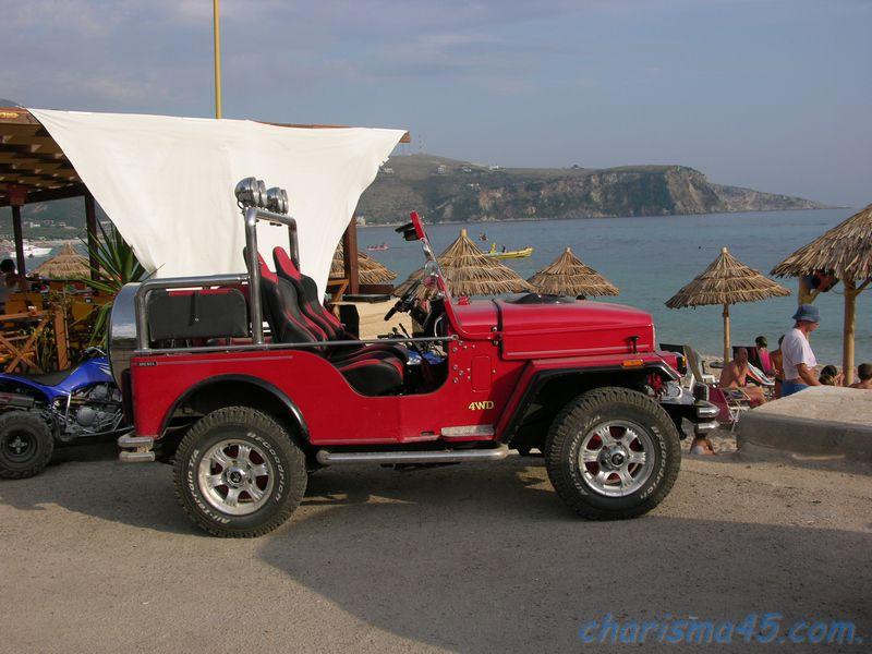 Albanie en camping-car