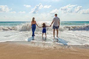 Les vacances avec les enfants...pas QUE du bonheur
