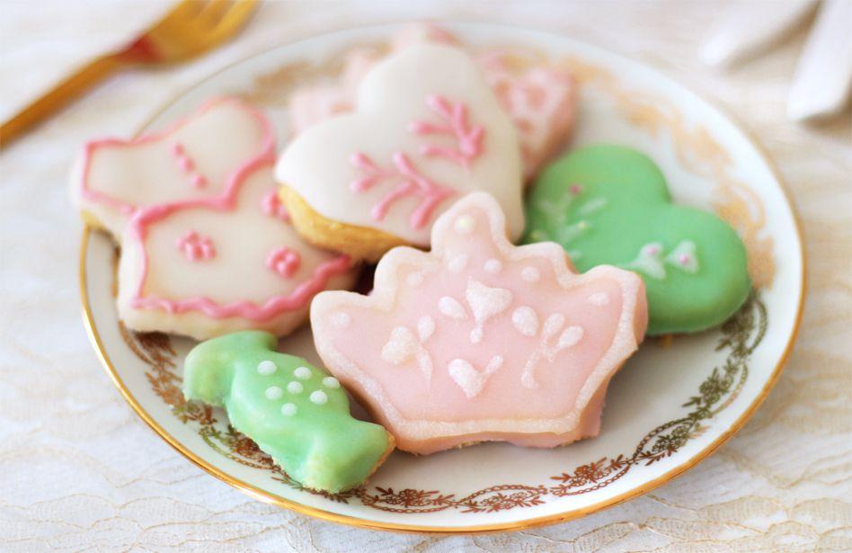 Mes Biscuits 'Princesses Disney' pour un goûter d'anniversaire